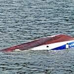 В Карелии вновь перевернулась лодка с детьми