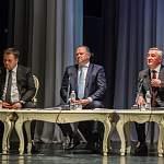 Юрий Бобрышев: «С нынешним правительством области работать стало легче и приятней»