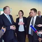Цуканов с Никитиным договорились о выделении области 250 млн рублей на социальные объекты