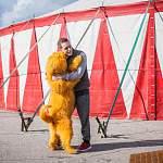Гастроли в Новгороде помогут попасть в книгу рекордов артисту цирка