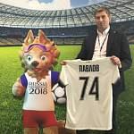 Андрей Павлов: «И скажи мне тогда, что стану пусть и небольшим партнёром ФИФА... не поверил бы!»