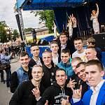 Новгородские выпускники вчера получили «Серебро». Фоторепортаж
