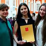 Новгородка признана лучшим выпускником СПБГУ