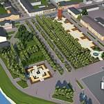 В Старой Руссе обострился вопрос о месте установки стелы «Город воинской славы»