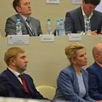 Новгородская делегация в Сколково была особо отмечена на фоне остальных