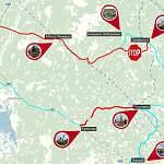 Окуловская и Любытинская дороги перекрыты. Публикуем маршруты объезда