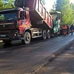 За последние сутки восстановлено движение по шести затопленным дорогам
