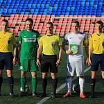 Наши футболисты умеют играть: «Электрон» стал лучшим в Первенстве России