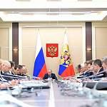 Врио губернатора принял участие в заседании Совета при Президенте РФ в Ново-Огарёво