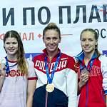 Новгородка завоевала бронзу на Кубке России по плаванию