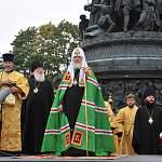 Патриарх Кирилл посетит Великий Новгород в эти выходные