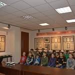 Школьникам поведали о юбилее Любанской операции