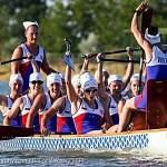 Новгородцы «взяли золото» по гребле на «драконах» на Чемпионате Европы в Венгрии