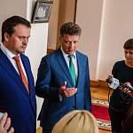 Врио губернатора на встрече с министром транспорта РФ: «Мы делаем всё, чтобы исключить разбазаривание бюджетных средств на ремонт дорог»