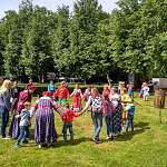 В Старой Руссе прошёл второй этап фестиваля «ИГРЫ и ЛЮДИ»