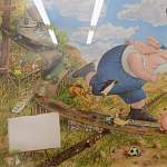 Скандинавская живопись в Великом Новгороде