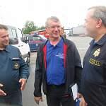 Владимир Пучков: «Группировка сил МЧС будет работать столько, сколько нужно. Если потребуется, мы её усилим»
