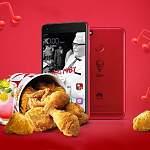 Смартфон от KFC, или Полковник Сандерс всегда с тобой