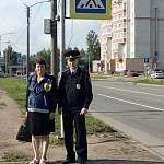 ОГИБДД УМВД России по г. В. Новгород провели совместный рейд с дружинниками