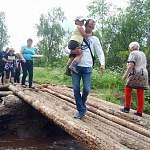 Последствия дождей и отчаянные меры в Любытинском районе
