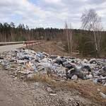 В Новгородском районе ликвидированы несанкционированные свалки
