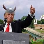 В Великом Новгороде хотят установить памятник Дональду Трампу