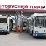 «Автобусный парк» рассказал, почему загорелся автобус на Большой Московской