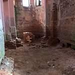 В Новгородской области восстанавливают храм спустя 80 лет