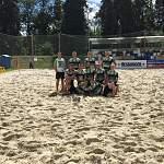 «Варяг» отстоял честь нашей области на Кубке России по пляжному регби