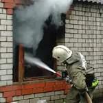 В Парфинском районе пожар унес жизнь пожилой женщины