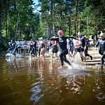 29 июля в Крестецком районе вновь сразятся триатлонисты