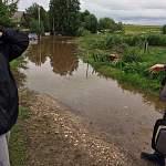 Деревня в Боровичском районе тонет, но в администрацию никто не звонит