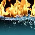 Старая Русса страдает не только от воды, но и от огня