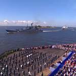 Сегодня в Северной столице прошел День ВМФ