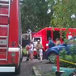 На улице Береговой произошла утечка бытового газа