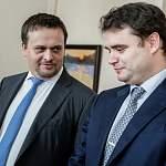 На встрече с замминистра промышленности Андрей Никитин обсудил поддержку региональных производств на миллиарды рублей