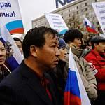 Вчерашние «мигранты» будут присягать России