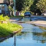 Продолжение мокрой истории из Старой Руссы: теперь еще и воду отключат