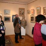 В Центре культуры и досуга НовГУ открыла свою новую экспозицию «Студия на Красной»
