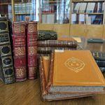 Научная библиотека музея-заповедника пополнилась 2000 книг из личной библиотеки Герольда Вздорнова