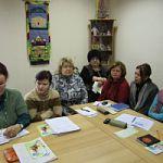 Семинар работников культуры в Боровичском районе