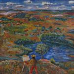 Выставка «Свет солнца» в Маловишерском районе