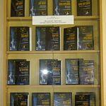 Выставка работ студентов  областного колледжа искусств им. С. В. Рахманинова «По законам красоты»
