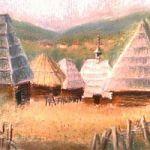 Выставка «Такая разная пастель…» в Новгородском районе