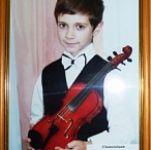 Юный виртуоз из Маловишерского района побывал на «Варшавском полонезе» в Польше