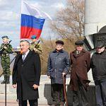 Митинг, посвященный Дню воинской славы России