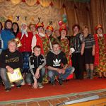 Победители районного  конкурса малых театральных форм «И в шутку, и всерьез!» в Сольцах