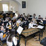 Необычный эксперимент оркестра русских народных инструментов колледжа искусств имени С.В. Рахманинова
