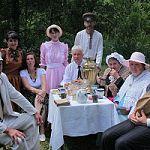 Премьера спектакля по пьесе А.П.Чехова «Дядя Ваня» в Окуловском районе