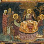Открытие выставки  «Там, где Восток встречается с Западом. Фрески замковой часовни Св. Троицы в Люблине»